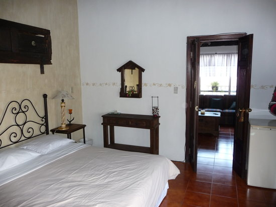 Hotel Casa Ovalle: Room
