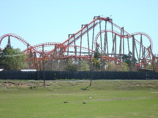 Wild Adventures Theme Park: Hangman
