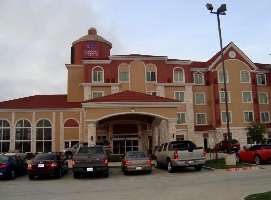 Comfort Suites Gainesville: Exterior