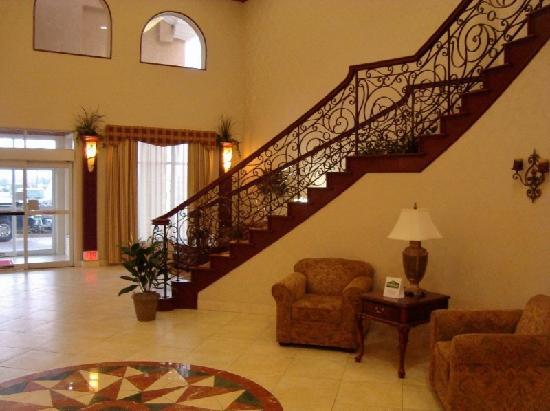 Comfort Suites Gainesville: Lobby