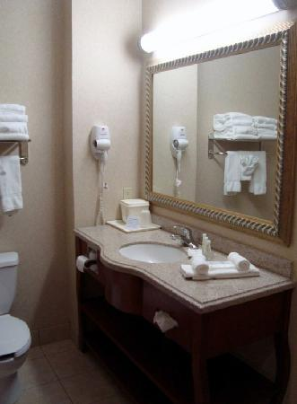 Comfort Suites Gainesville: Room - Bathroom