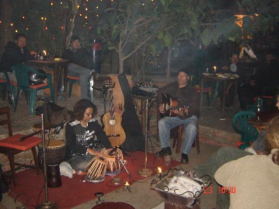 New Orleans Cafe: Unique fusion music