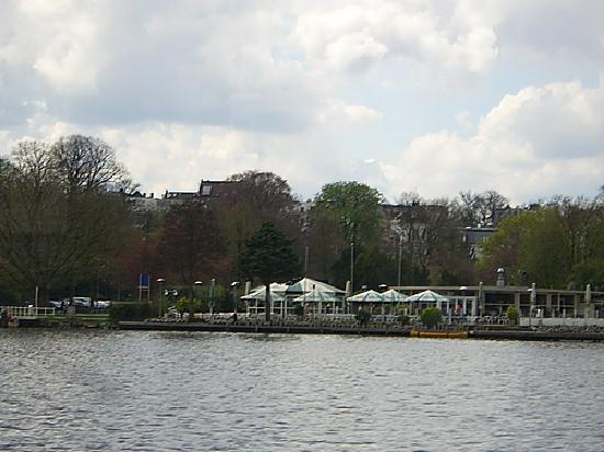 Alster Cliff: View from Alster