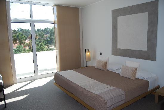 Miravillas Hotel : habitación