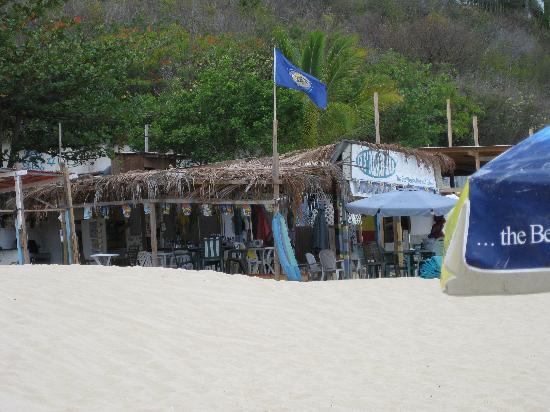 Gus S Beach Bar St Martin