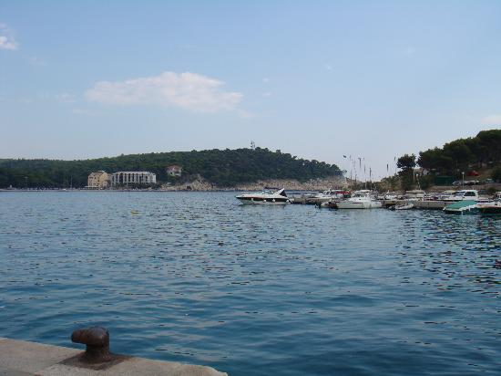 Makarska, كرواتيا: The harbour
