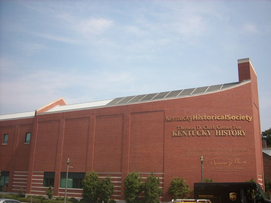 ‪Thomas D. Clark Center for Kentucky History‬