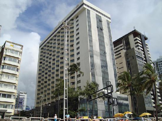 Grand Mercure Recife Boa Viagem: The Hotel