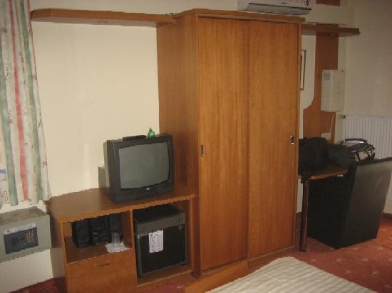 Hotel Aragia: Doppelzimmer