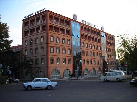 BEST WESTERN Congress Hotel: Hotel exterior