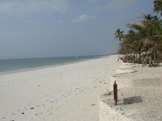 Waterlovers Beach Resort: la spiaggia