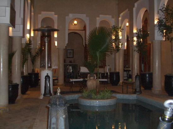 Angsana Riads Collection Morocco - Riad Lydines : Ground floor at the Lydines