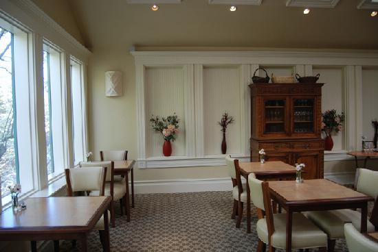 Healdsburg Inn - A Four Sisters Inn: breakfast room