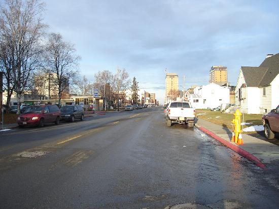 Anchorage City Streets