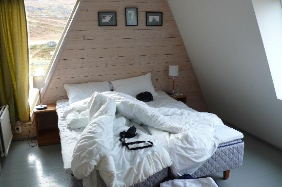 Turtagro Hotel: Bedroom