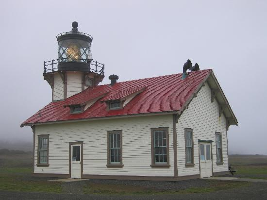 Point Cabrillo Light Station: The Lighthouse