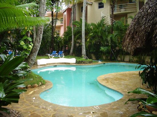 Caribe Surf Hotel: la piscine