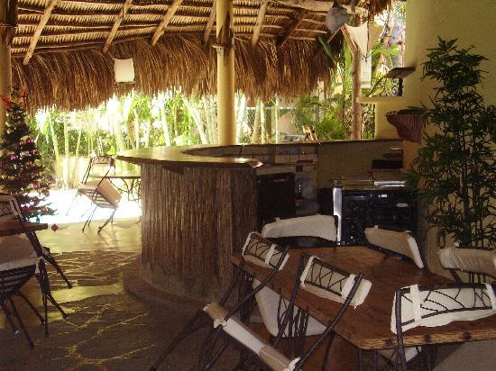 Caribe Surf Hotel: le restaurant