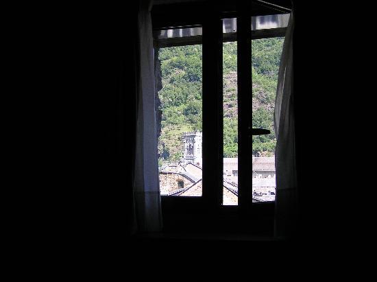 Alti Hotel: vue