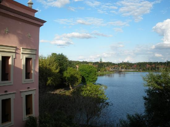 Disney's Coronado Springs Resort: The View From Casitas 4
