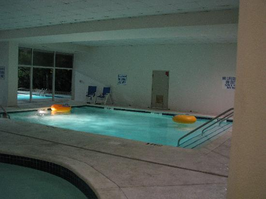 Lazy river picture of sandy beach resort myrtle beach - Indoor swimming pool myrtle beach sc ...