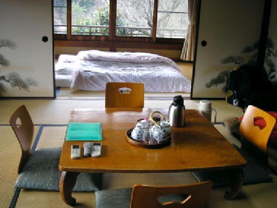 Ryokan Fujioto: spacious room