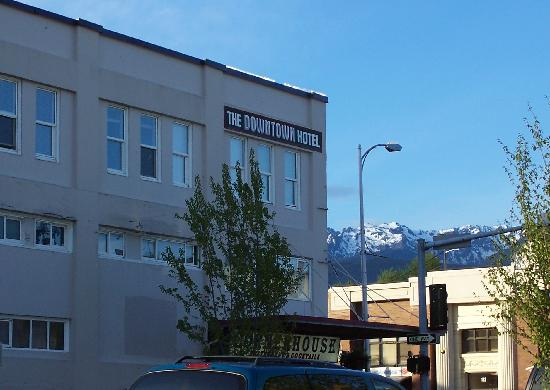 Port Angeles Downtown Hotel: The Downtown Hotel