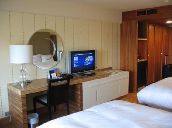 Sheraton Stockholm Hotel: Room
