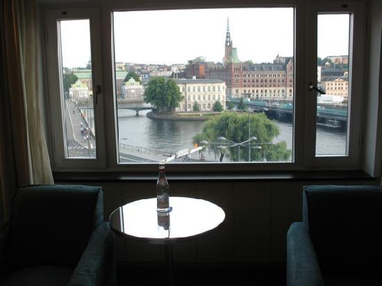 Sheraton Stockholm Hotel : View