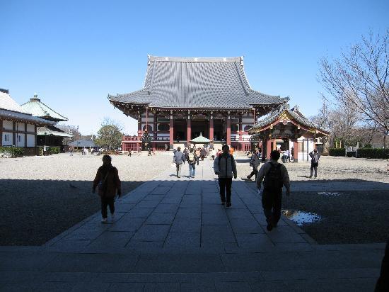 Ota, Japan: 本堂