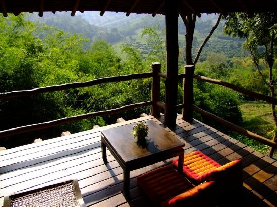 Suanthip Vana Resort: Chill out zone!