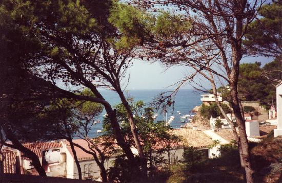 vista desde Hotel Sa Riera