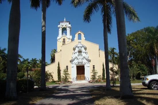Coral Gables Congregational Church Picture Of Coral