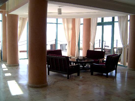 Bab al Bahar Hotel et Spa: rez de chaussé