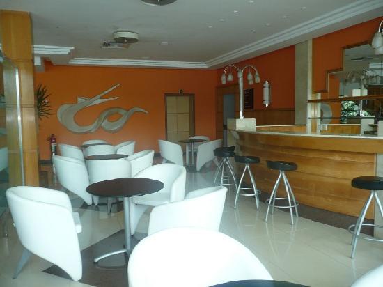 Atlantico Buzios Hotel: Recepción