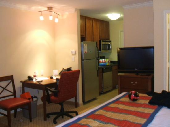 TownePlace Suites Houston North/Shenandoah: View of the