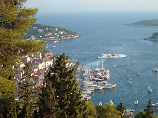 Hvar, Kroatia: Not to be missed