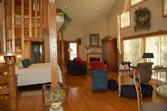 Waynesboro, VA: other view of the suite