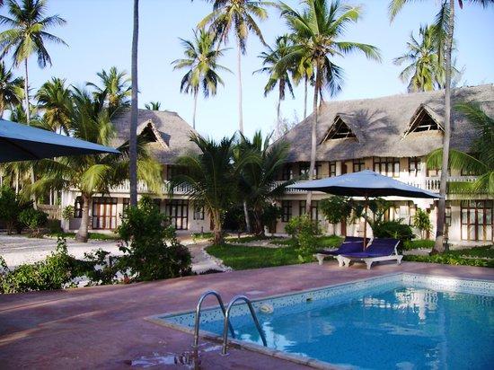 Michamvi Sunset Bay Resort : Il villaggio