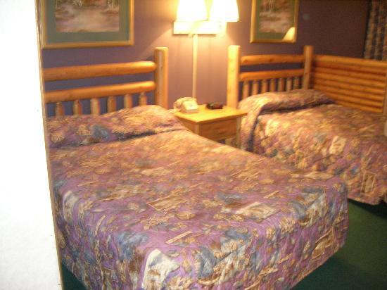 سبيريت أوف ذا سموكيز كوندو لودج: Beds & Decor