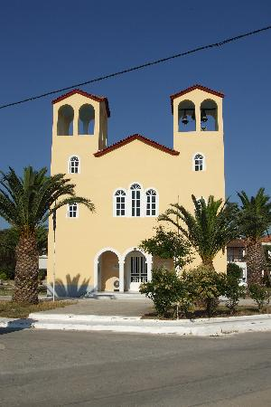 ‪‪Finikounda‬, اليونان: Finikounda Church‬