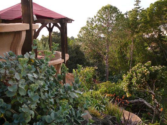 The Kula Lodge: Kula Lodge Garden