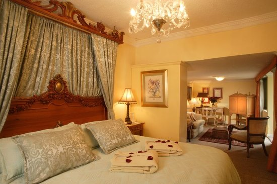 Boutique Hotel Mansion del Angel: Superior Room King