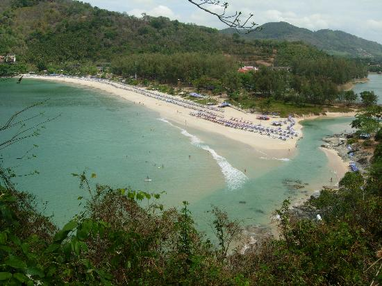 Naya Bungalow: Nai Harn Beach and Lake