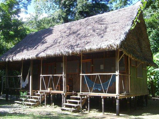 Chalalan Ecolodge Shared Cabin