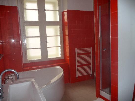 Apartments Karoliny Svetle: Bathroom