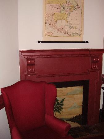 The Cute Fireplace Picture Of Colonial Houses Colonial