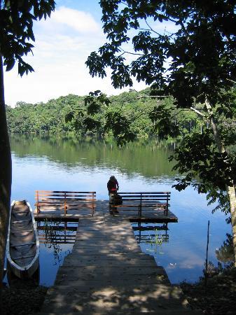 Chalalan Ecolodge: Chalalan Lake