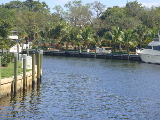 Φορτ Λόντερντεϊλ, Φλόριντα: La Venise américaine