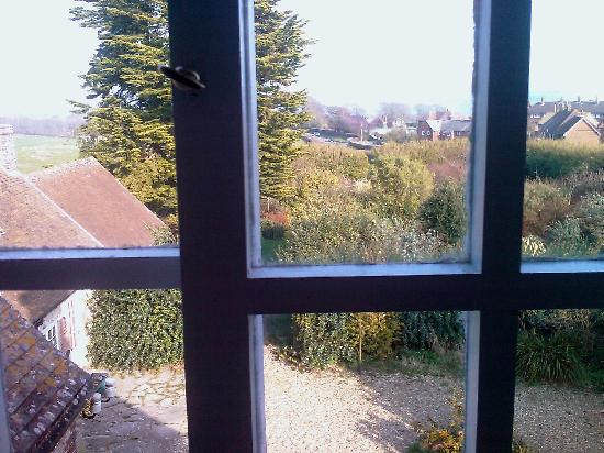 Burngate Farm: View From Room